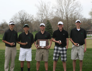 Boys Golf: Conference Champs