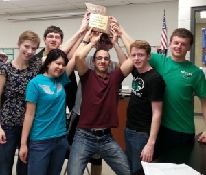 Scholar Bowl Wins Districts