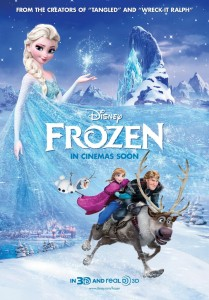 """""""Frozen"""" Warms the Heart"""