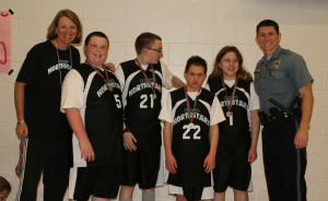 A Special Kind of Love: Students, Coaches Benefit From Participating In Special Olympics