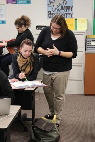 Teacher Earns Award for Inspiring Young Women