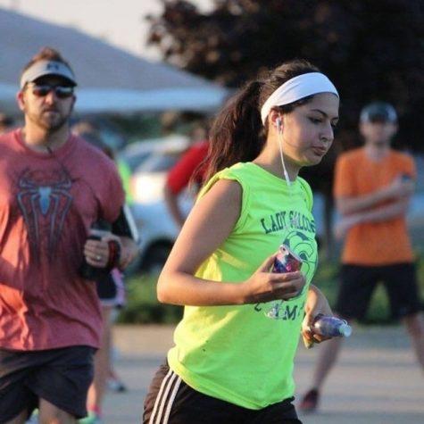 Running for Running Water