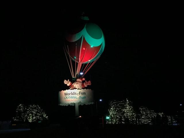 World's of Fun's Winterfest Begins