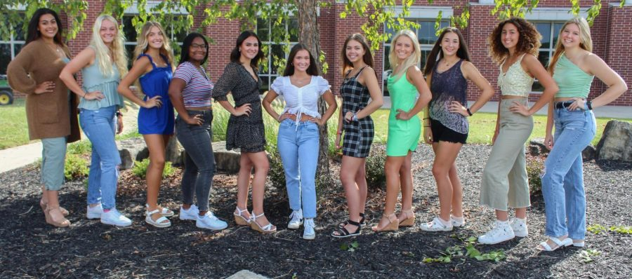 Homecoming: Meet The Queen Candidates