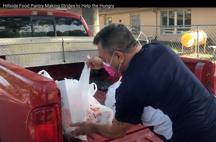 Food Pantry Making Strides To Help Hungry